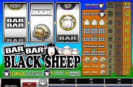 Bild vom kostenlosen online Casino Spiel Bar Bar Black Sheep