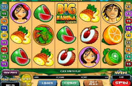 Kostenloses Online-Automatenspiel Big Kahuna: Snakes and Ladders