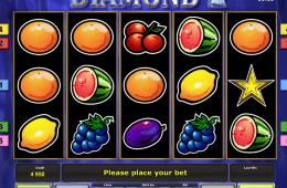 Kostenloser Online-Spielautomat Diamond 7 ohne Einzahlung