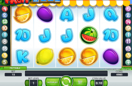 Kostenloser Online-Spielautomat Fruit Shop zum Spaß