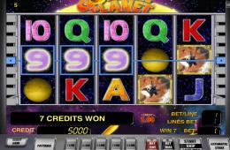 Kostenloser Online-Spielautomat Golden Planet ohne Einzahlung
