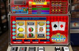 Kostenloses Online-Automatenspiel Joker 8000