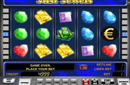 Kostenloser Online-Spielautomat Just Jewels