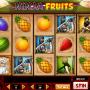 Kostenloses Online-Automatenspiel Ninja Fruits