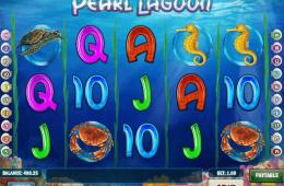 Online-Casino-Spielautomat Pearl Lagoon kostenlos spielen