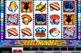 Kostenloses Online-Automatenspiel Reel Thunder
