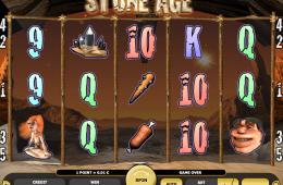 Kostenloses Online-Automatenspiel Stone Age