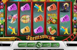 Kostenloses Online-Automatenspiel Thrill Spin ohne Registrierung