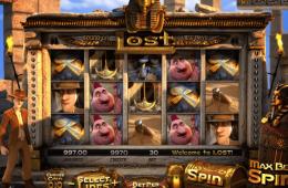 Kostenloser Online-Casino-Spielautomat Lost