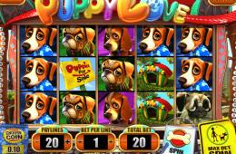 Kostenloser Online-Spielautomat Puppy Love