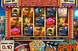 Kostenloser Online-Spielautomat At the Movies