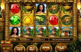 Kostenloser Online-Casino-Spielautomat Aztec Treasures