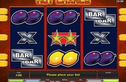 Kostenloser Online-Spielautomat Hot Chance