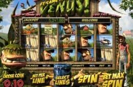Kostenlose Online-Casino-Spielautomat It came from Venus