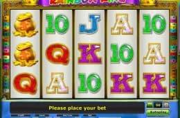 Kostenloser Online-Casino-Spielautomat Rainbow King von Novomatic