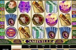 Kostenloser Online-Casino-Spielautomat Cashville