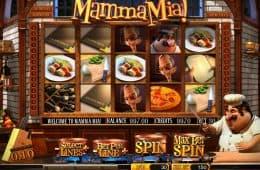 Kostenloser Online-Video-Spielautomat Mamma Mia!