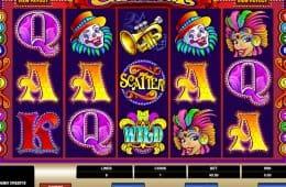 Kostenlose Online-Casino-Spielautomat Carnaval