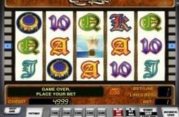 Kostenloser Online-Spielautomat Columbus