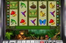 Kostenloser Online-Spielautomat Crazy Monkey 2