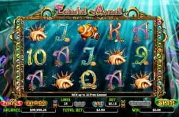 Kostenloser Online-Spielautomat Enchanted Mermaid