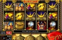 Kostenloser Online-Spielautomat Genie's Fortune