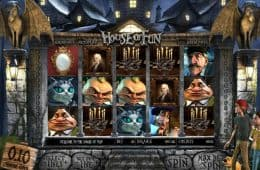 Kostenloser Online-Casino-Spielautomat House of Fun