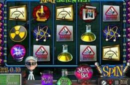 Kostenlose Online-Spielautomat Mad Scientist