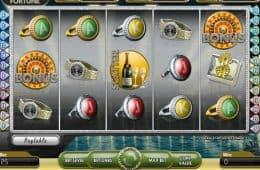 Kostenloser Online-Casino-Spielautomat Mega Fortune