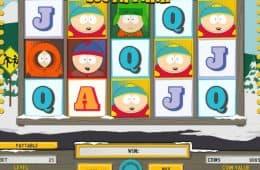 Kostenloser Online-Spielautomat South Park ohne Registrierung und ohne Einzahlung