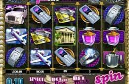 Kostenloser Online-Spieleautomat The Glam Life