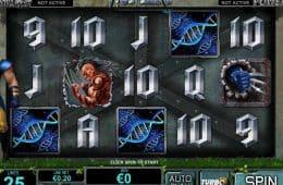 Kostenloser Online-Spielautomat Wolverine