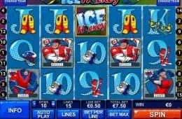 Kostenloser Online-Spielautomat Ice Hockey