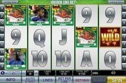 Casino-Spielautomat Top Trumps World Football Stars