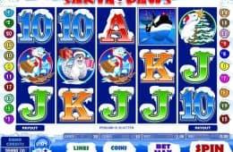 Kostenloser Online-Spielautomat Santa Paws