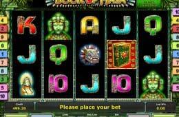 Kostenloser Online-Casino-Spielautomat Book of Maya