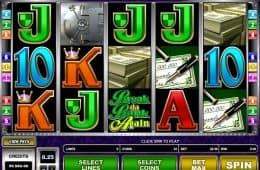Kostenloser Online-Casino-Spielautomat Break da Bank Again