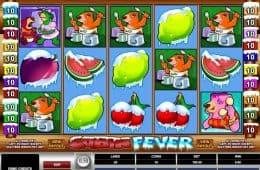 Kostenloser Online-Spielautomat Cabin Fever
