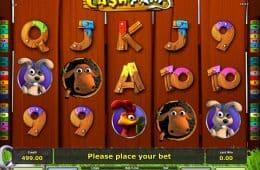 Online-Casino-Spielautomat Cash Farm von Novomatic