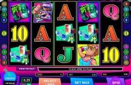 Spielen Sie den kostenlosen Online-Spielautomaten Crazy 80s