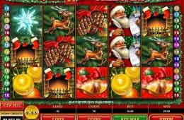 Spielen Sie den kostenlosen Online-Spielautomaten Deck the Halls