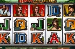 Kostenloser Online-Spielautomat Girls with Guns