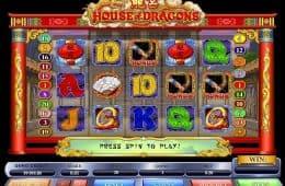 Kostenloser Online-Spielautomat House of Dragons