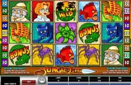 Kostenloser Online-Casino-Spielautomat Jungle Jim