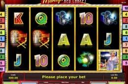 Kostenloser Online-Spielautomat Marilyn Red Carpet ohne Einzahlung