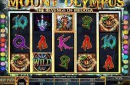 Kostenloser Online-Spielautomat Mount Olympus