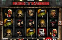Kostenloser Online-Spielautomat Mugshot Madness