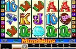 Kostenloser Online-Spielautomat Munchkins