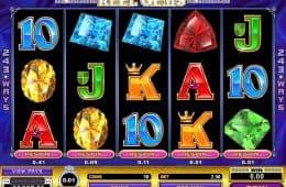 Kostenloses Online-Spielautomaten-Spiel Reel Gems