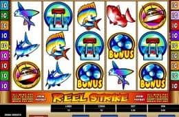 Kostenloser Online-Casino-Spielautomat Reel Strike